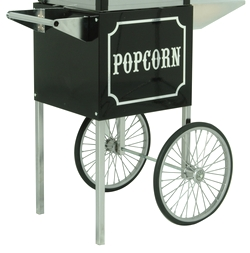 Paragon BLACK Cart for 4oz 1911 BLK Popcorn Machines