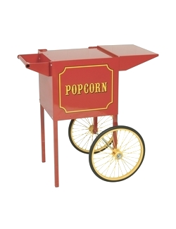 Paragon RED Cart for 4oz 1911 Popcorn Machines