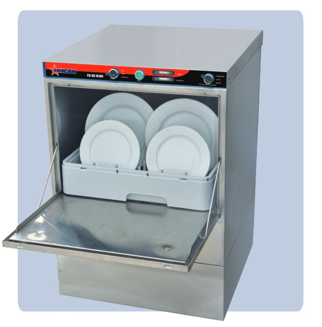 OMCAN HIGH-Temp Undercounter Commercial Dishwasher