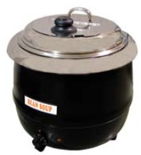 OMCAN Professional 13L Soup Warming Kettle