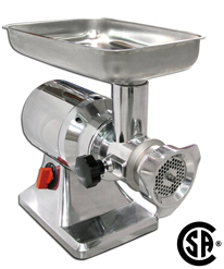 OMCAN 1.0hp ITALIAN Commercial Electric Meat Grinder