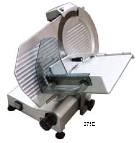 "OMCAN ITALIAN-MADE 11"" Deli Meat Slicer 0.30hp"