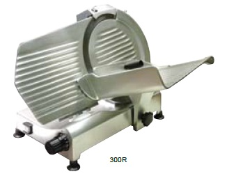 "OMCAN ITALIAN-MADE 12"" Deli Meat Slicer 0.35hp"