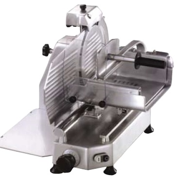 "OMCAN 12"" Horizontal ITALIAN Commercial Deli Meat Slicer (Belt-driven)"