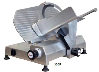 "OMCAN ITALIAN-MADE 12"" Deli Meat Slicer 0.50hp"