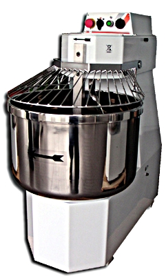 Avancini SP40 88lb Italian Spiral Dough Mixer 1-speed/1-Phase