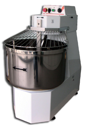 Avancini SP60 132 lb Italian Spiral Dough Mixer 2-speed/3-Phase