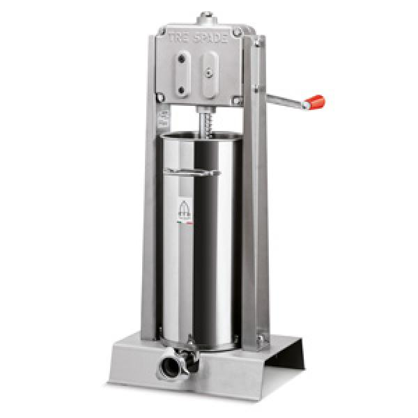 OMCAN Deluxe Italian 30lb All-Stainless Vertical Sausage Stuffer