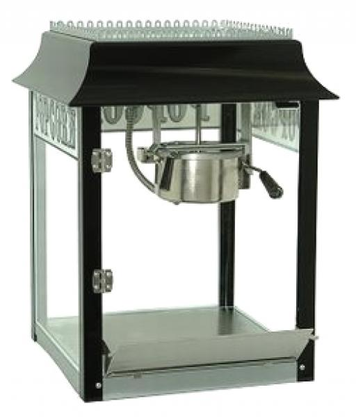 Paragon 1911 4oz Black Popcorn Machine