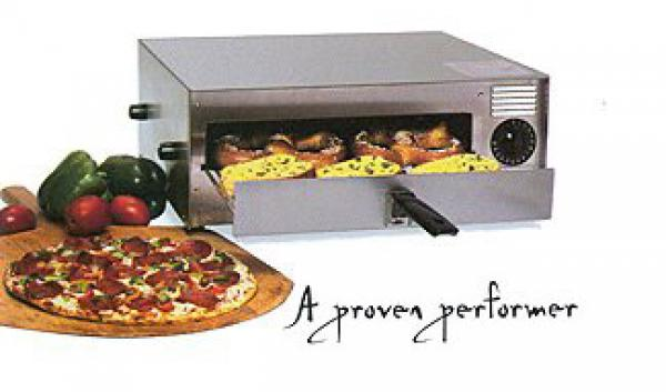 Wisco 412-3-NCT Open Wire Pizza Oven