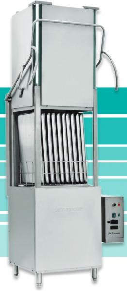 "Jet-Tech 747HH High-Hood Door-Lift Commercial Dishwasher (26""H Opening)"