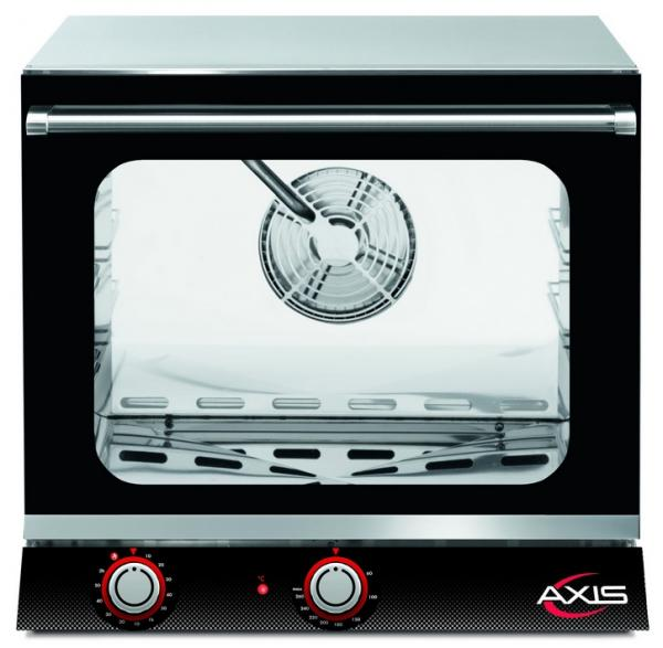 Axis Commercial Half-Size Convection Oven w/Humidity (110V)