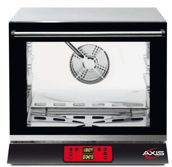 Axis Commercial DIGITAL Half-Size Convection Oven (110V)