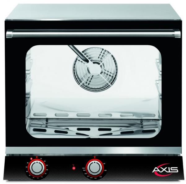 Axis Commercial Half-Size 4-shelf Convection Oven