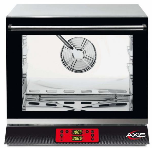 Axis Commercial DIGITAL Half-Size 4-shelf Convection Oven