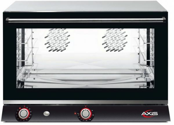 Axis Commercial Full-Size Convection Oven w/Humidity (4-shelf)