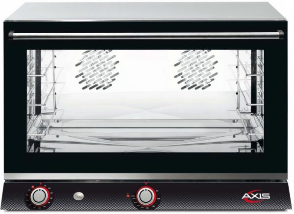 Axis Full-Size Convection Oven w/Humidity & Reversible Fan (4-shelf)