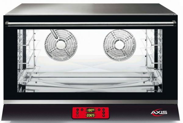 Axis Commercial Full-Size DIGITAL Convection Oven (4-shelf)