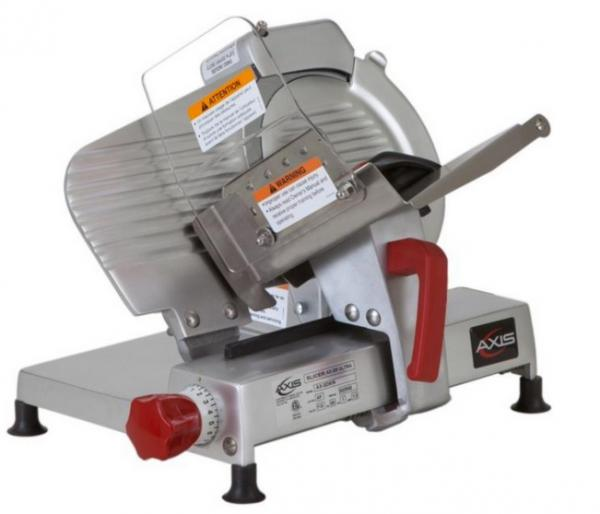 Axis S9-Ultra 9in Belt-driven Commercial Meat Slicer