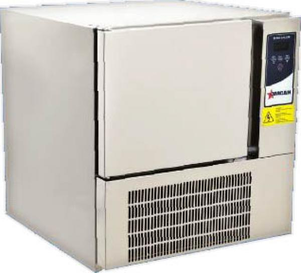 "OMCAN 24"" Stainless Steel 3-Tray Blast Chiller (made in Italy)"