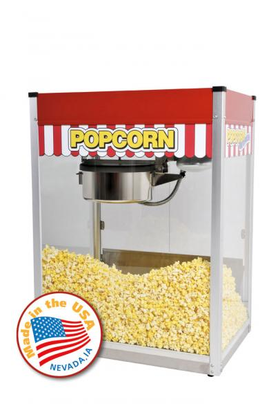 Paragon Classic Pop HUGE 14oz Popcorn Machine