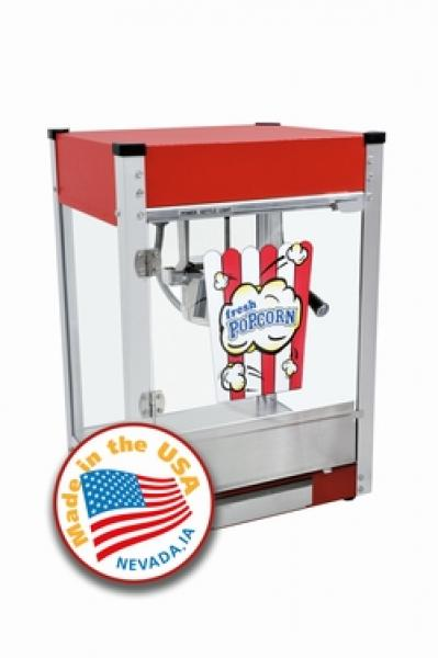 Paragon 4oz Cineplex RED Popcorn Machine