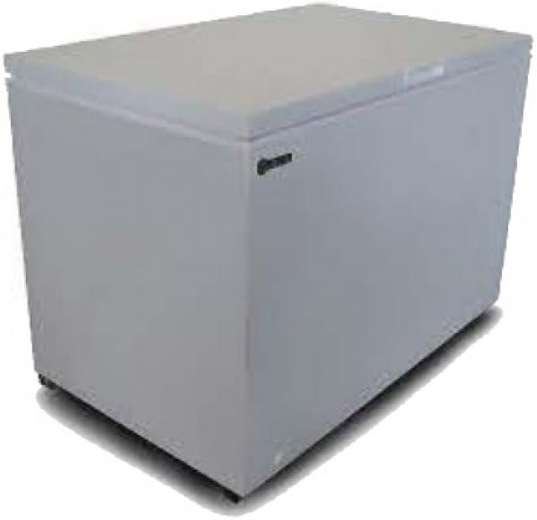 Criotec 48in 13cf SOLID-Top Commercial Chest Deep Freezer