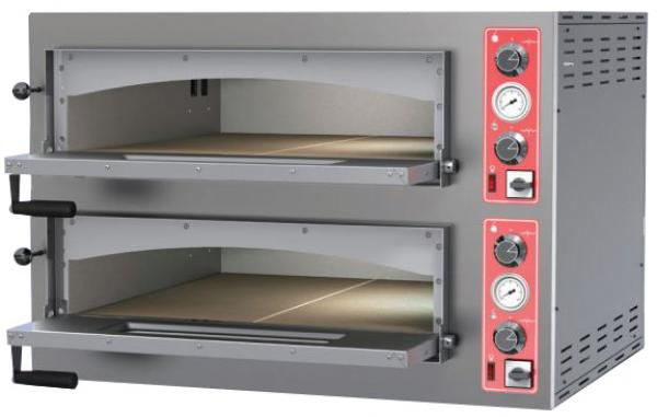 Pizza Group of Italy EntryMax Commercial DUAL 18in Pizza Oven