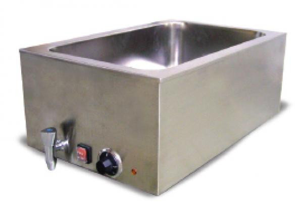OMCAN Stainless Commercial Dump Station Food Warmer