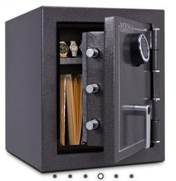 Mesa MBF1512 Burglary and Fire Security Safe