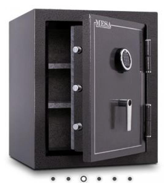 Mesa MBF2620 Burglary and Fire Security Safe