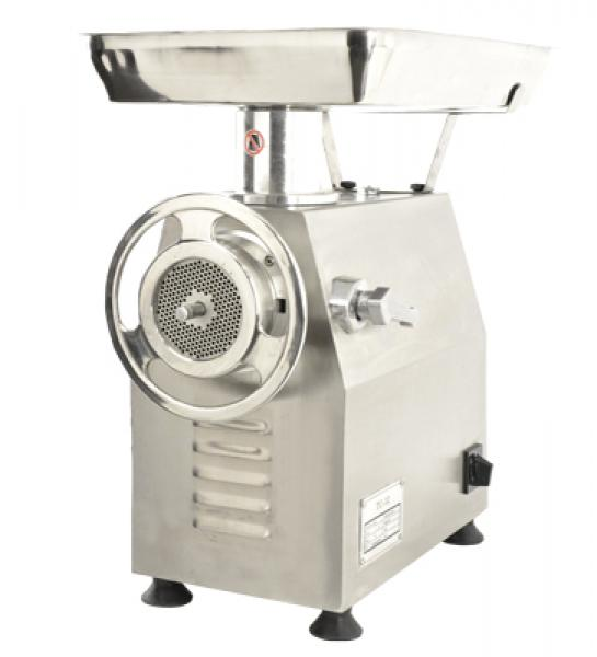 OMCAN #32 2.0HP Stainless Heavy-Duty Electric Meat Grinder