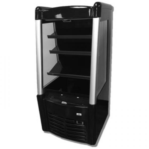Alamo 28in 8.65cf Open Air Grab and Go Refrigerated Display Case