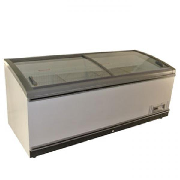 Fricon 67in Commercial Supermarket Glass-top Display Freezer