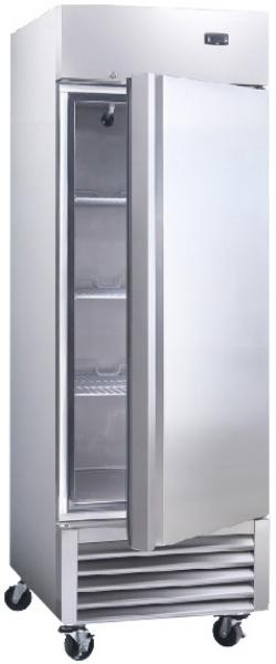 Alamo 23cf Commercial 1-door Stainless Reach-In Freezer