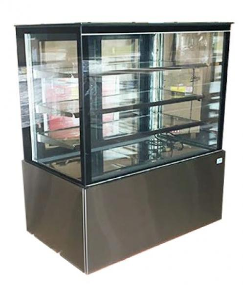 "Alamo 48"" Refrigerated Glass Bakery Display Case"