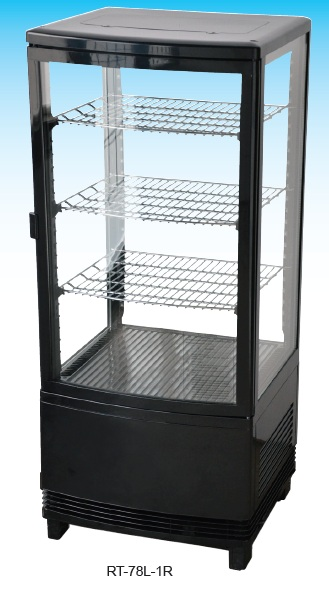 OMCAN 1-Door 2.9cf Refrigerated Display Case