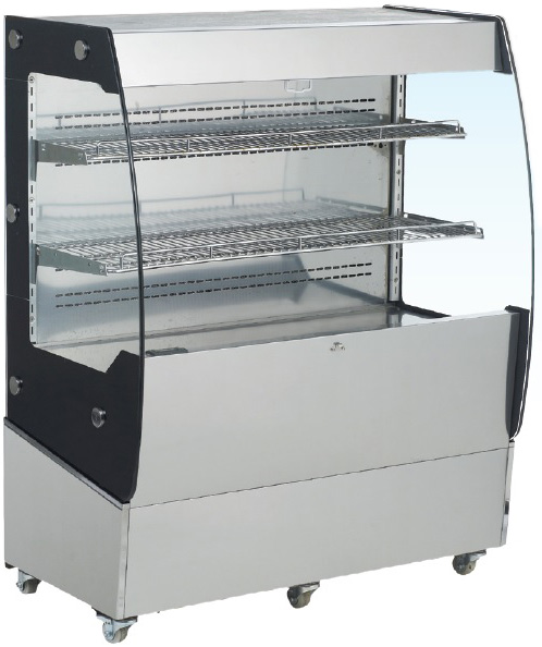 OMCAN 40in Open Air Grab n Go Refrigerated Display Case