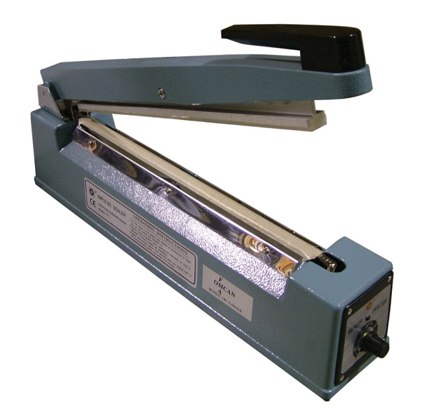 OMCAN 12in Bar Manual Impulse Bag Sealer