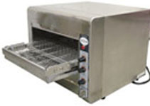 Conveyor Commercial Countertop Pizza and Baking Oven