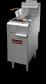 Sierra SRF-35-40 Commercial 40 lb Tube-fired Gas Deep Fryer