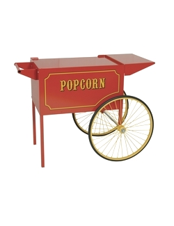 Paragon Cart for 12 and 16oz Theater Pop Popcorn Machines