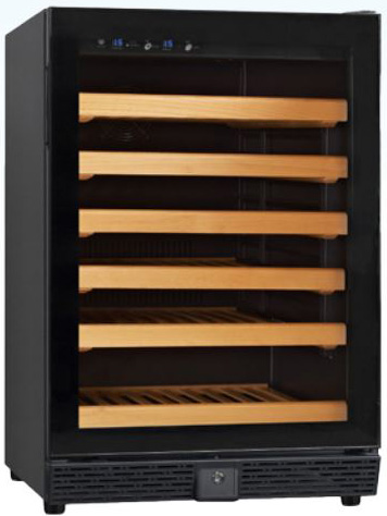 VinoVero by OMCAN 45-Bottle Commercial Wine Cooler Cellar