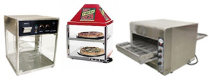Pizza Ovens & Warmers